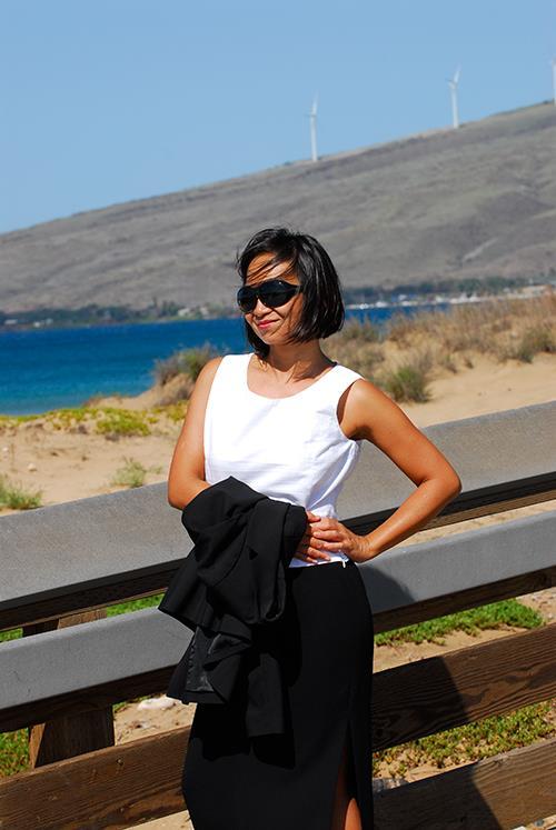 Anne Ku, Maui, August 2013