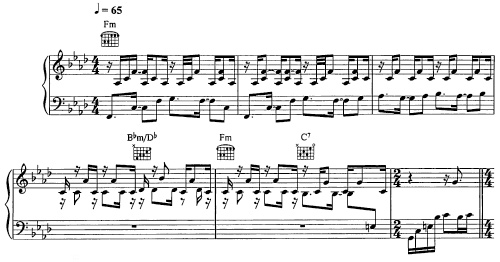 Score 1974 translation into russian - 1 part 2